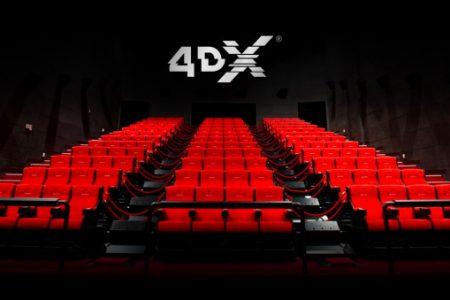 Review 4DX Blitz Megaplex