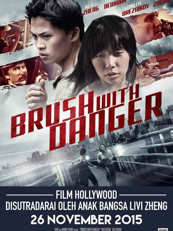Review Brush with Danger