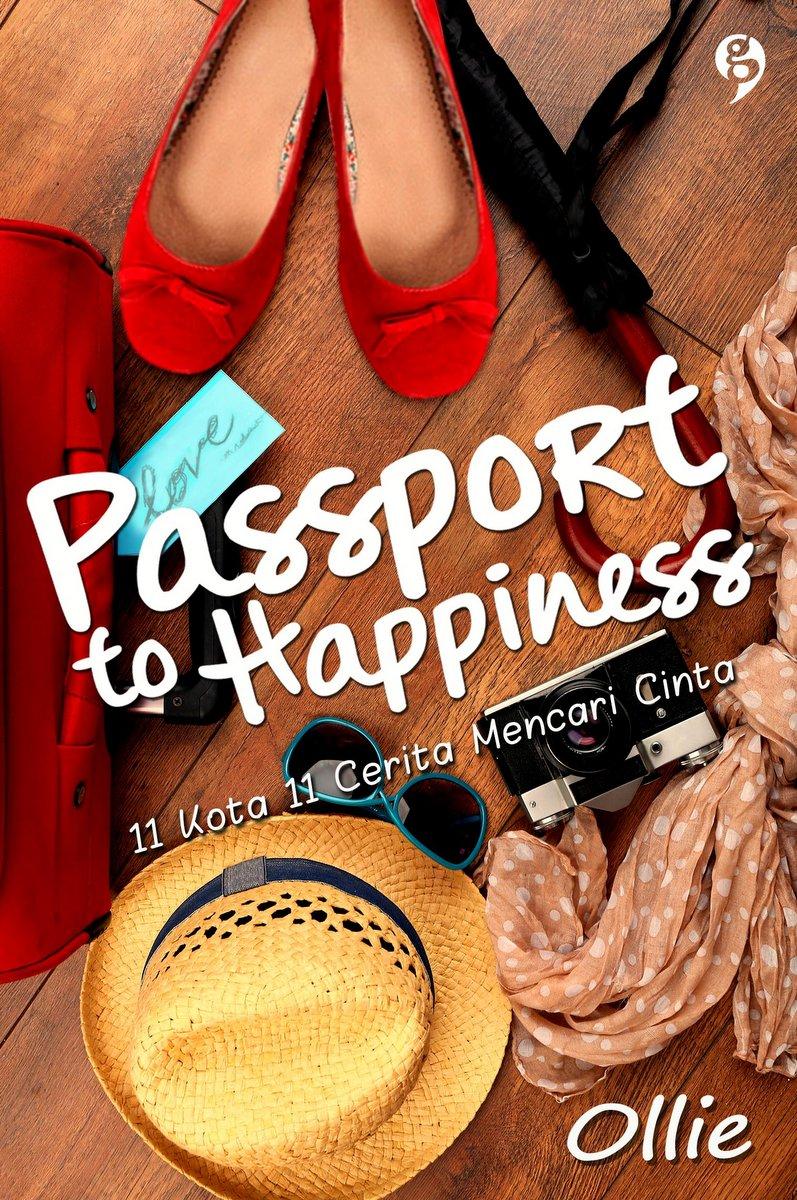 Buku Passport to Happiness