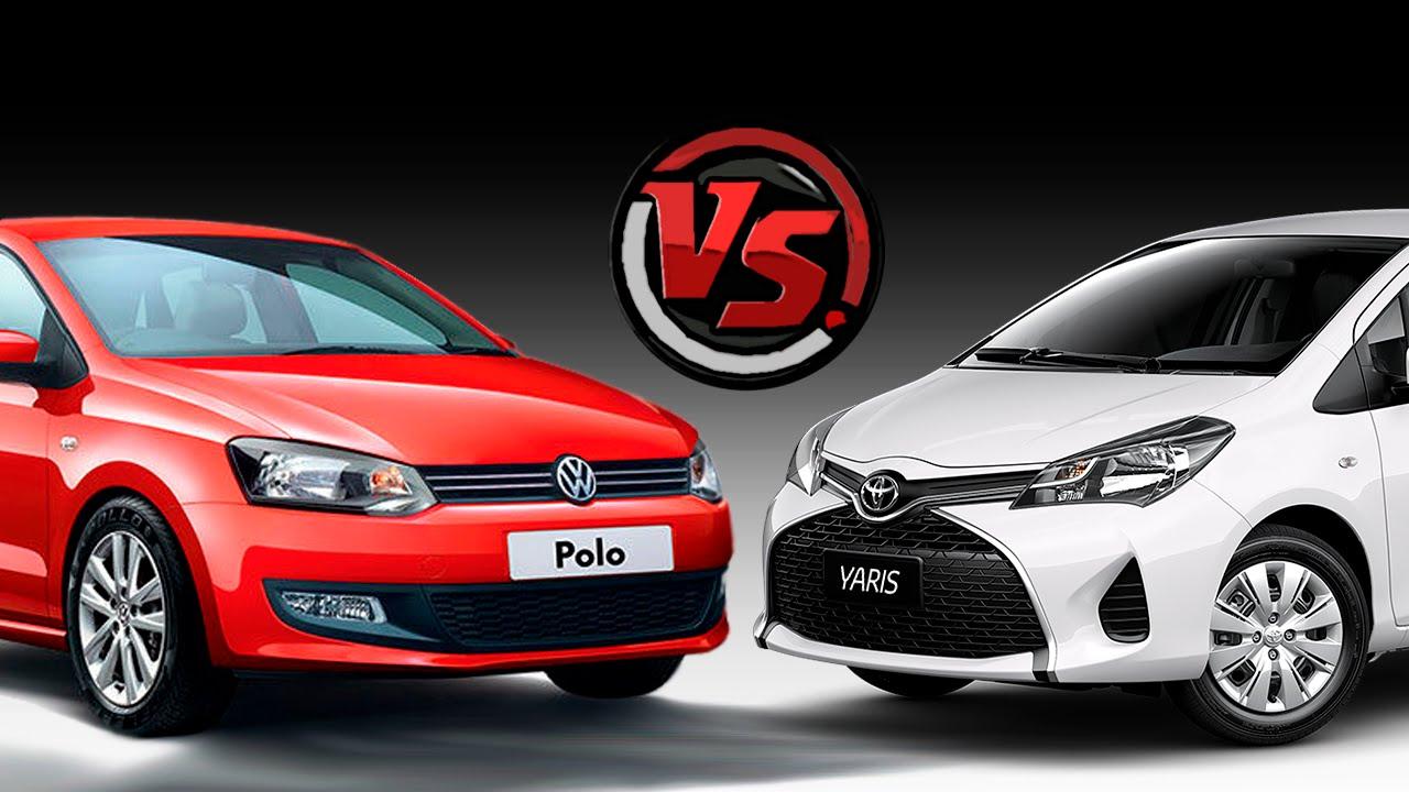 Volkswagen vs Toyota