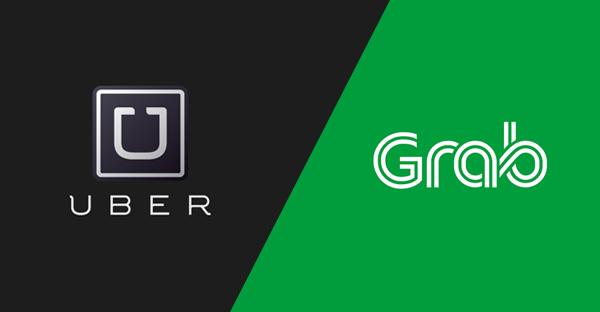 Grab Berambisi Saingi Uber
