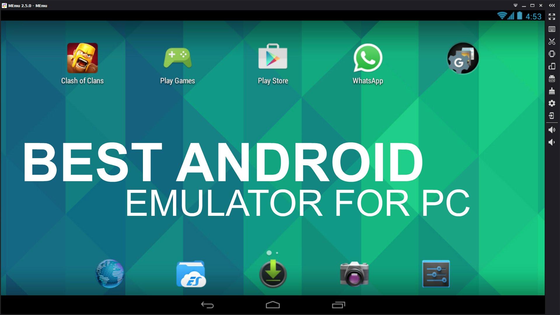 Trik Terbaik Memilih Emulator Android