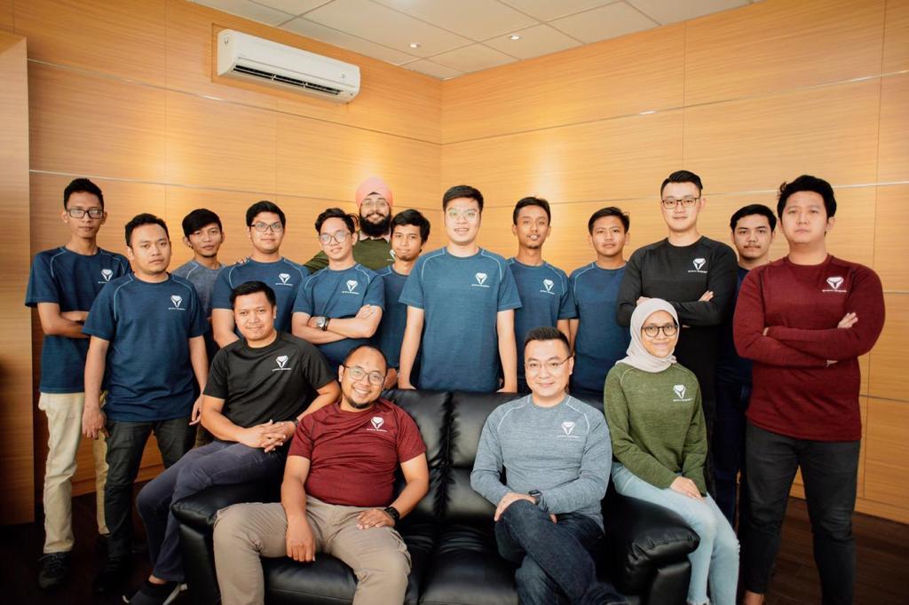 Baran Energy, Victor Wirawan, listrik, PLN, start-up, energi terbarukan